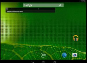 Instalace OS Android z flash disku